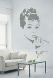 Audrey Hepburn Vinilo decorativo