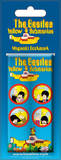 The Beatles - Yellow Submarine Magnetic Bookmark Bookmark