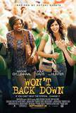 Won't Back Down Movie Poster Masterprint