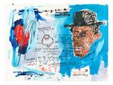 PPCD,1982-83 Giclee Print by Jean-Michel Basquiat