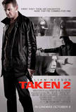 Taken 2 Movie Poster Print