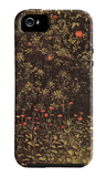 Flowering Shrubs and Plants iPhone 5 Case by  Jan van Eyck