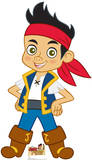 Jake - Jake and the Neverland Pirates Lifesize Standup Cardboard Cutouts