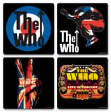 The Who Boxed Coaster Set Coaster