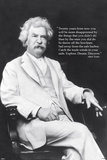 Mark Twain Quote Posters