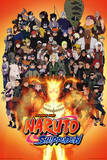 Naruto Anninversary Print
