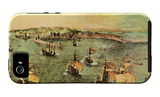 Port of Naples iPhone 5 Case by Pieter Bruegel the Elder