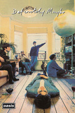 Oasis Definitely Maybe Print