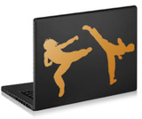 The Karatekas-Laptop Sticker Laptop Stickers