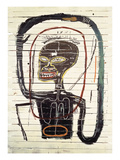 Flexible, 1984 Giclee Print by Jean-Michel Basquiat