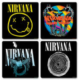 Nirvana Boxed Coaster Set Coaster
