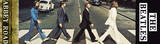 The Beatles - Abbey Road Walking Bookmark Bookmark
