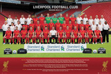 Liverpool FC Team Photo 2012-13 Affiches
