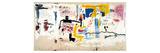 Per Capita, 1981 Giclée-tryk af Jean-Michel Basquiat