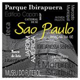 Sao Paulo Prints
