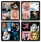 Madonna Boxed Coaster Set Coaster