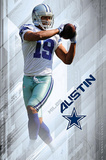 Miles Austin - Dallas Cowboys Prints