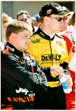 Matt Kenseth Archival Photo Poster Print