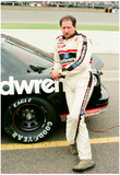 Dale Earnhardt 1989 Archival Photo Poster Prints