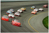 2001 KMart 400 NASCAR Archival Photo Poster Posters