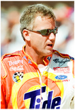 Ricky Rudd Archival Photo Poster Posters