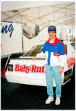 Jeff Gordon 1991 Archival Photo Poster Photo