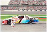 Alan Kulwicki Archival Photo Poster Poster