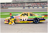 Michael Waltrip Archival Photo Poster Photo