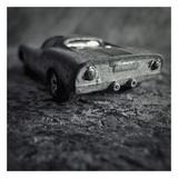 Matchbox Porsche I Print by Jean-François Dupuis