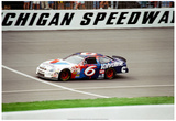 Mark Martin NASCAR Archival Photo Poster Prints