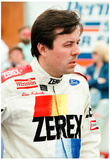 Alan Kulwicki Pocono 1990 Archival Photo Poster Posters