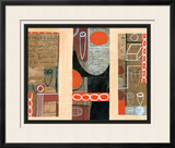Elevated Routes II Print by James Read