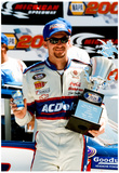 Dale Earnhardt Jr. Michigan 1999 Archival Photo Poster Photo