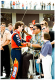 Jeff Gordon and Muhammad Ali Archival Photo Poster Prints