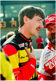Davey Allison Archival Photo Poster Posters