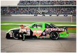 Dale Jarrett 1993 Daytona 500 Archival Photo Poster Poster