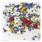 Abondance I Art by Diane Lambin