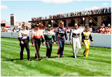 NASCAR Drivers 2000 Archival Photo Poster Prints