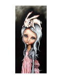 Bunny Couture Prints by Angelina Wrona