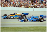 Salt Walther and Larry Dickson 1979 Indianapolis 500 Archival Photo Poster Photo