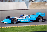Greg Moore Indycar Archival Photo Poster Posters