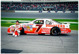 Alan Kulwicki 1993 Daytona 500 Archival Photo Poster Prints