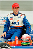 Max Papis Indycar Archival Photo Poster Posters