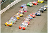 Pepsi 400 NASCAR Race 1999 Archival Photo Poster Prints