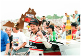 Dale Earnhardt 1990 Richmond 400 Archival Photo Poster Prints