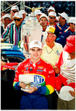 Jeff Gordon 1994 Brickyard 400 Photo Poster Prints