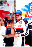 Dale Earnhardt 1993 Daytona 125 Archival Photo Poster Print