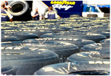 NASCAR Tires Archival Photo Poster Poster