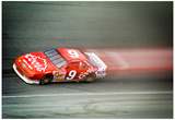 Bill Elliott Speed Archival Photo Poster Posters