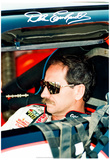 Dale Earnhardt Cockpit Archival Photo Poster Prints